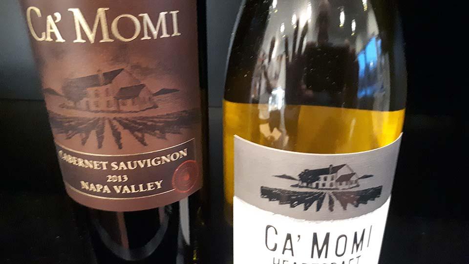 Ca' Momi wines