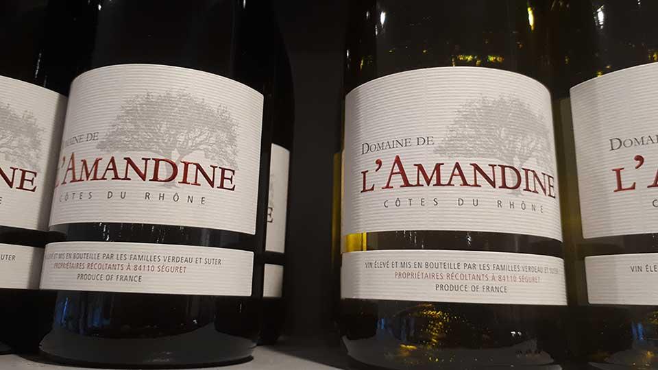 L'Amandine Wines