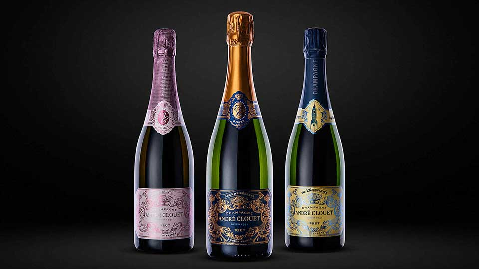 Champagne Andre Clouet
