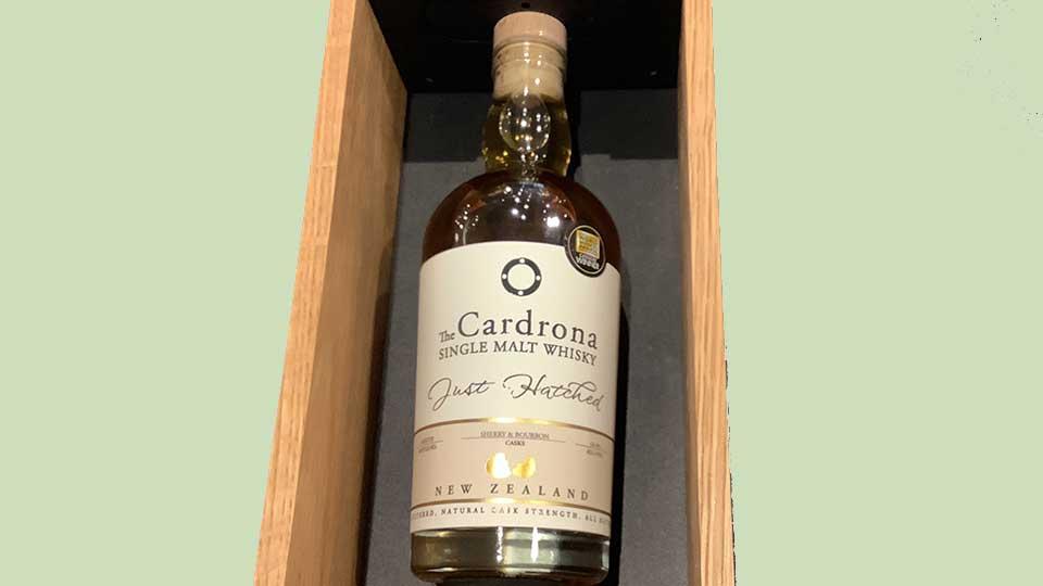 The Cardrona Whisky