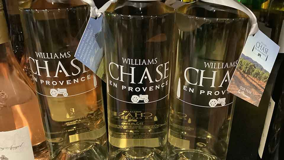 Chase En Provence Vermentino