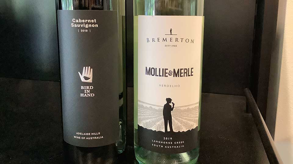 Cool climate wines from South Australia